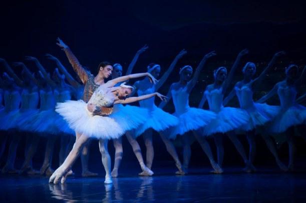 Viktorina Kapitonova Swan Lake Zagreb Guesting Ballet Zurich