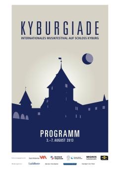 Viktorina Kapitonova Kyburgiade Zurich