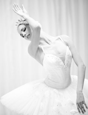 Viktorina Kapitonova Photoshoot with Maria Helena Buckley in Paris Ballet Zurich Opernhaus