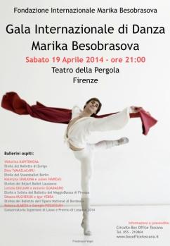Viktorina Kapitonova Marika Besobrasova Gala 2014