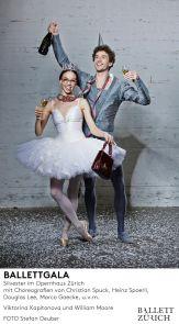 Viktorina Kapitonova Ballet Gala Grand Pas Christian Spuck