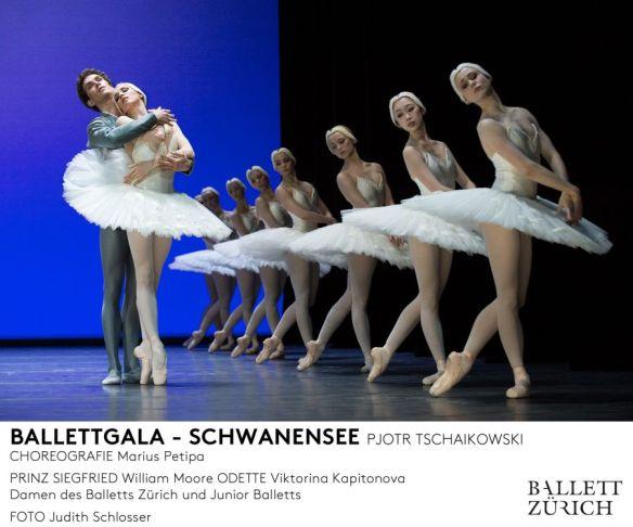 Viktorina Kapitonova Swan Lake Schwanensee Ballett Zurich
