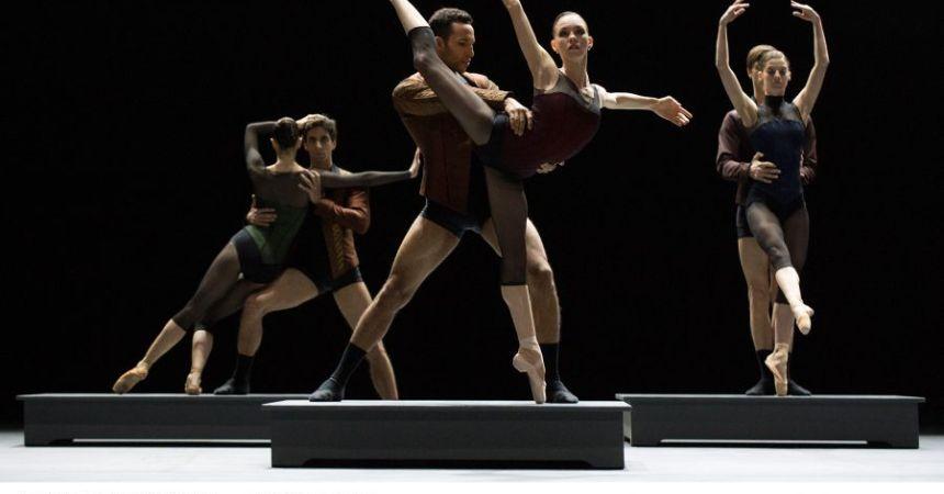 Viktorina Kapitonova Ballet Zurich Sonett Christian Spuck