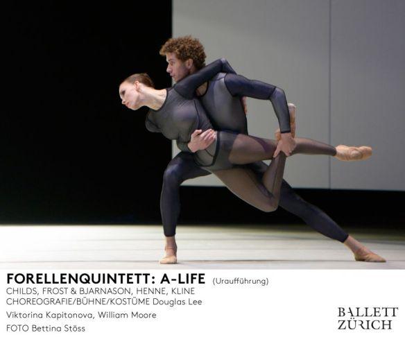 Viktorina Kapitonova A-Life Ballet Zurich Opernhaus