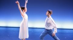 Viktorina Kapitonova Ballet Choreography Two Bodies One Soul at Zurich Opernhaus 2014