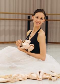 Viktorina Kapitonova Ballet Dancer Zurich Opernhaus 2015
