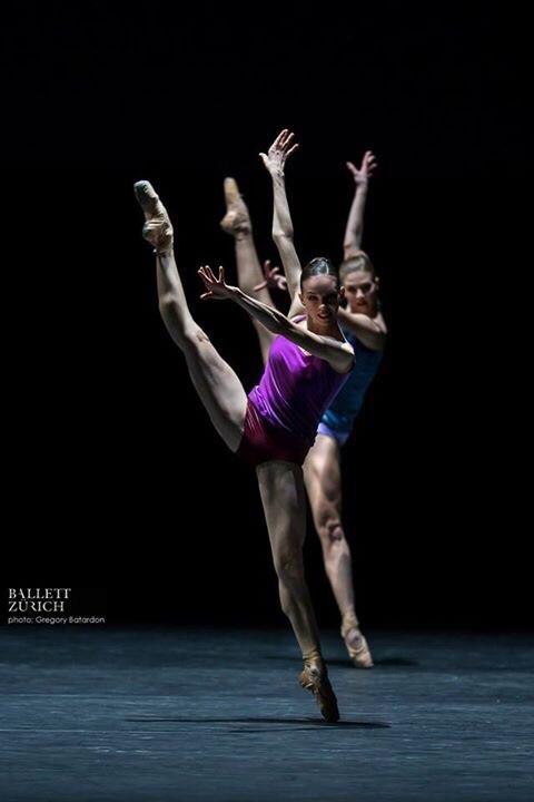 Viktorina Kapitonova Strings Ballet Zurich Forsythe