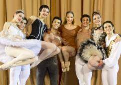Viktorina Kapitonova Roberto Bolle & Friends Gala Bologna 2015