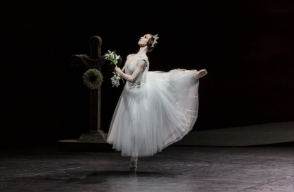 Viktorina Kapitonova as Myrtha at Zurich Operahouse with Denis Viera Ballett Zurich, Ballet, Zurich, Patrice Bart, Dance