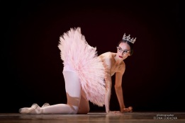Viktorina Kapitonova Ekaterinberg Ballet Gala April 2015, Grand Pas, Christian Spuck, Giselle