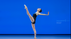 Viktorina Kapitonova Balanchine The Four Temperaments Ballett Zürich 2015