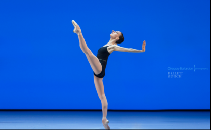 Viktorina Kapitonova Balanchine The Four Temperaments Ballett Zürich 2015