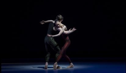 Viktorina Kapitonova Frank Bridge Variations Hans Van Manen Ballett Zürich 2015