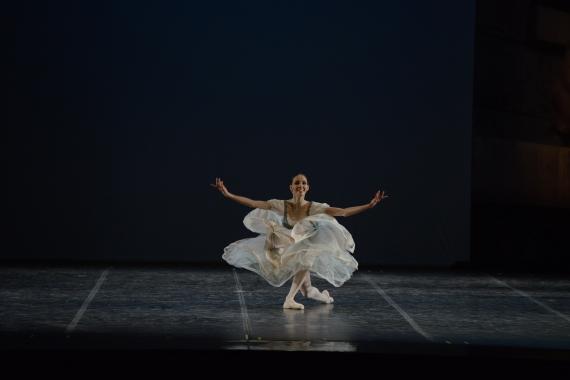 Viktorina Kapitonova Giselle Act I Variation