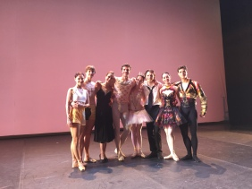 Roberto Bolle and friends Viktorina Kapitonova Bari