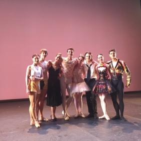 Roberto Bolle and friends Viktorina Kapitonova Bari
