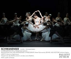 Ballett Zürich - Schwanensee - 2015/16 © Judith Schlosser