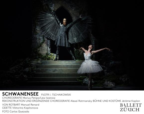 Ballett Zürich - Schwanensee - 2015/16 © Carlos Quezada