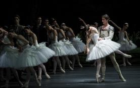 Viktorina Kapitonova Swan Lake Ballet Zurich Schwanensee