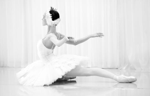 Viktorina Kapitonova Ballerina Ballet PC Maria Helena Buckley