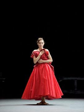 Viktorina Kapitonova Anna Karenina Ballet Zurich
