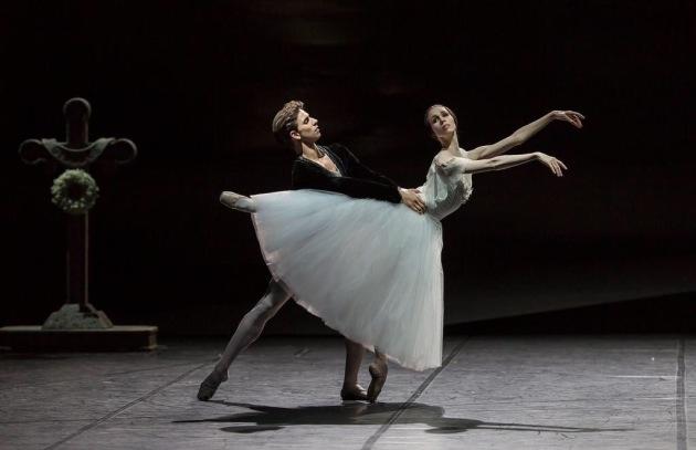 Viktorina Kapitonova Giselle Dennis Vieira Ballet