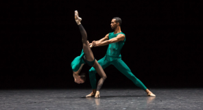 Viktorina Kapitonova In the middle somewhat elevated William Forsythe
