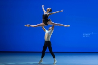 Viktorina Kapitonova George Balanchine Four Temperaments