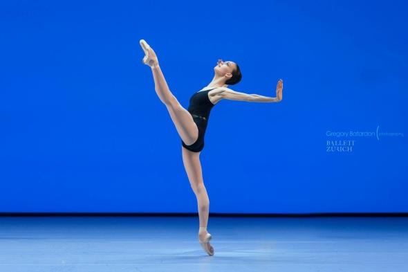 Viktorina Kapitonova George Balanchine Four Temperaments