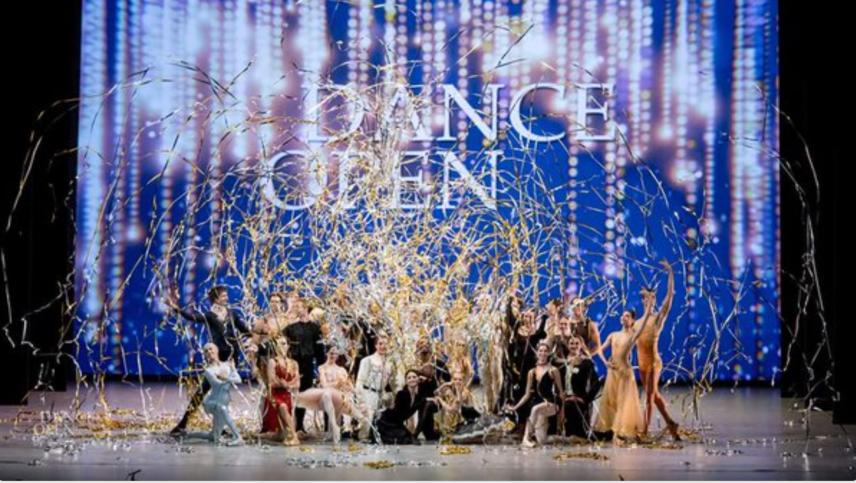 Dance Open Viktorina Kapitonova Jack Devant