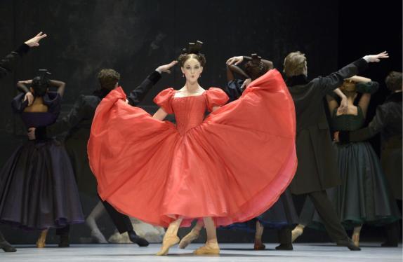 Viktorina Kapitonova Leonce Lena Ballet Zurich Christian Spuck