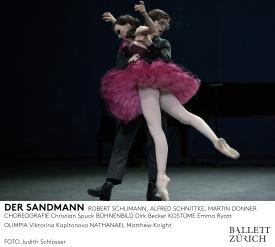 Ballett Zürich - Der Sandmann - 2015/16 © Judith Schlosser